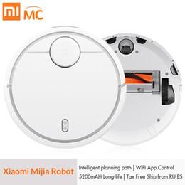 Originale Xiaomi Smart Aspirapolvere App Telecomando 5200mAh Li-ion Batteria Mi aspirapolvere robot per la casa spazzata automatica Smart TB da