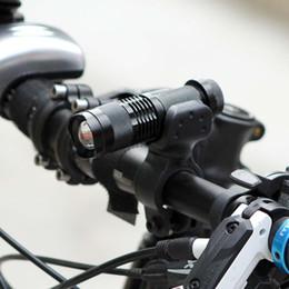 Bicicleta q5 online-Luz de Bicicleta LED 7 Vatios 2000 Lúmenes 3 Modo Ciclismo Luz + Soporte de Bicicleta Antorcha Q5 LED Impermeable Luz Frontal Zoomable
