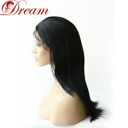 Wholesale best human hair yaki wigs - Dream 8A Lace Front Wigs for Woman Yaki 100% Human Hair Density 130% Best Quality Good Quality 8 Inch to 24 Inch Brazilian Hair