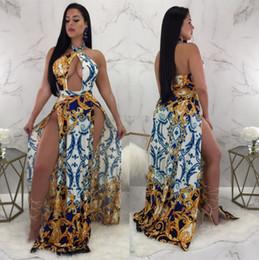 234d90165 2019 moda explosão Mulheres vestido novo Sexy vestido explosão sexy sem  mangas vestidos sem mangas moda