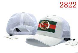 Wholesale Fashion Hats For Men - New design 100% Cotton Luxury brand Caps Embroidery hats for men Fashion snapback baseball cap women casual visor gorras bone casquette hat