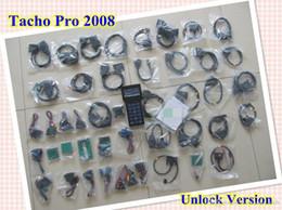 reset odometer vw 2018 - new car odometer reset tool Tacho Pro 2008 universal dash programmer Mileage Correction tool unlock version dhl free shipping