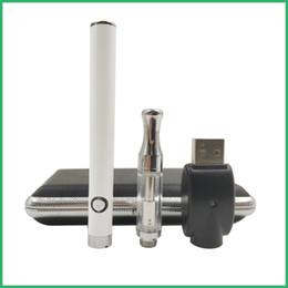 E sigaretta puffco Skillet vape penna cera vaporizzatore starter kit con doppia bobina in ceramica batteria al quarzo dual vaporizzatore Kit custodia in pelle da