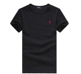 chemises logos d'impression Promotion 2018 Date Mode 100% Coton Marque LOGO Imprimer T-shirt De Luxe Vêtements Hommes femmes T Shirt À Manches Courtes De Haute Qualité T-Shirt Hommes