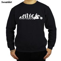 27aa0d7fdb5d drop shipping Motorcycle Rider Evolution Men s Ringer shubuzhi men hoodies  autumn cool cotton 100% o-neck casual sweatshirt
