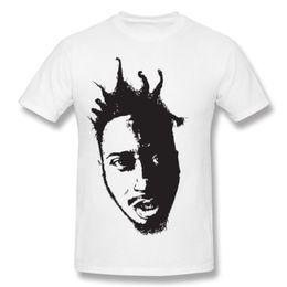 Wholesale Men Blouses - New Arrival Men's 100% Cotton odb T Shirt Men's Crew Neck Gray Blouse Short Sleeve Large Size Printed On T Shirt
