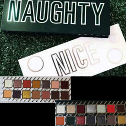 Wholesale Fast Hot Water - Hot Item!! NEW Cosmetics Naughty or Nice Eyeshadow Palette for Christmas gift Choose Your Palette Fast Free shipping