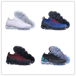best service 02ab2 7c351 nike max air vapormax GOOD 2018 Cushion VM FK 2 2.0 Knit Uomo Donna Running  Shoes Jogging Walking Outdoor sneakers casual Scarpe taglia 40-45