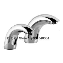 Wholesale Hands Free Automatic Soap Dispenser - deck mounted faucet shape soap dispenser + matched sensor faucet germ free workshop the latest hands sanitizer