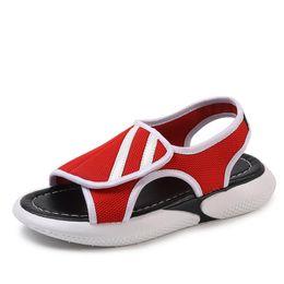 0c5e3ffa13114 Women Summer Mesh Breathable Sandals Open Toe Flat Sandals Beach Flat Shoes  for Ladies