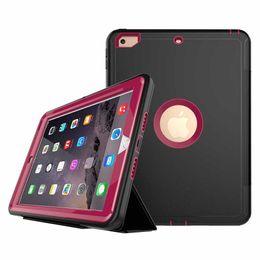 Wholesale Ipad Mini Case Animal Print - For iPad 2 Tablet Case Free shipping Multi-Folding Stand Protective Auto-Sleep Awake Function for Apple iPad Case