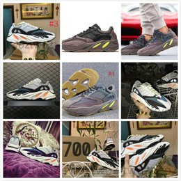 2f64919e57290 2017 High Quality Wave Runner 700 Real Womens Mens Running Shoes Design By Kanye  West Season 700s Sneakers size 36-46 Christmas gift