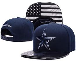 Envío gratis 100% de calidad superior 2018 más nuevo Cowboys Casquette Cap Dallas Gorras de béisbol ajustables hip hop Sombrero Snapback hueso Moda papá sombreros desde fabricantes