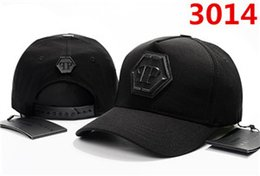 Wholesale caps hats for women - 2018 Germany popular ICON cap Hip Hop summer Baseball Cap Hat metal Letter 78 Caps for Men Women Snapback Brand cap