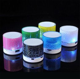 Wholesale party mp3 - Bluetooth Speaker A9 stereo mini Speakers bluetooth portable blue tooth Subwoofer mp3 player Subwoofer music usb player laptop Party Speaker