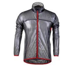 Wholesale Raincoat Bike - new Cycling Raincoat Dust Coat Windbreaker Bike Jacket Jersey Bicycle Raincoat Waterproof Windproof MTB Cycling Raincoat
