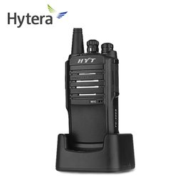 Wholesale Hyt Way Radios - HYT TC-500S High quality Walkie Talkie Commercial Portable Two Way Radio with VOX function High Fidelity&Clear speech quality