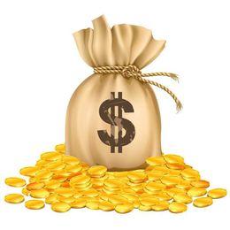 Productos en spray online-DHL Extra Box Costo de la tarifa solo para el saldo del costo del pedido Personalice el producto personalizado personalizado Pago Dinero 1 pieza = 1 USD