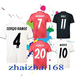 2018 Real Madrid home away jersey 2019 ASENSIO Soccer jersey MODRIC LUCAS V  MORATA BALE KROOS ISCO BENZEMA football shirts Camisa new jersey fa13bbbae