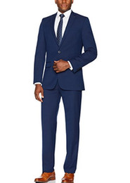 Tamaño personalizado, traje de hombre guapo, personas que se casan con el traje de novio para hombre jeans ajustados, traje de fiesta, traje a medida (chaqueta + pantalón + chaleco + corbata) desde fabricantes