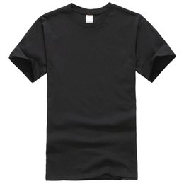 Wholesale jumping clothing - The pavilion jump t shirt men brand clothing summer solid t-shirt male casual tshirt fashion mens short sleeve plus size