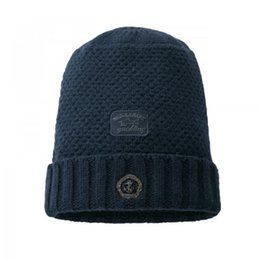 Wholesale caps business - NEW SHARK Yachting winter caps 2018 MEN'S & Women FASHION snow hats #836 Italian brand Italy business casual Yachtings peaked Paul cap