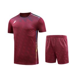 Campeonato Mundial 2018, camiseta de bádminton limitada Lin Dan, sudor transpirable, ropa deportiva para hombres / mujeres desde fabricantes
