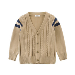 15bddb8a3 Children's Sweater Cardigan Menina Boys Jacket Kids Clothing Autumn Winter  Coat Infant Winter Jacket Boys Sweater Shirt Overcoat discount infant boys  coats