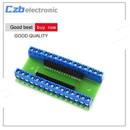 Wholesale Nano Board - 1Pcs Standard Terminal Adapter Board for Arduino Nano V3.0 AVR ATMEGA328P ATMEGA328P-AU Module 100% Origin