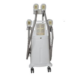 Wholesale Face Lifting Equipment - cryotherapy machine fat freeze face lifting slimming beauty equipment with 4 handles can work at the same time
