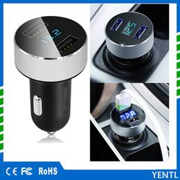 Envío gratis YENTL Cargador de coche USB Carga rápida 5V 3.1 A Tipo C PD Cargador de teléfono móvil rápido para iPhone X 8 Samsung Xiaomi mi Carga de coche desde fabricantes