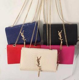 Wholesale Heart Interiors - Marmont web shoulder bags women luxury brand tiger head crossbody bag chain messenger bags fashion Genuine Leather handbags purse 2018