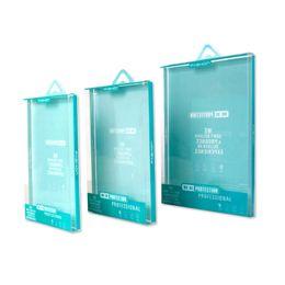 Étuis en plastique pour tablette en Ligne-Boîte d'emballage faite sur commande de conception pour la boîte d'emballage de PVC de plastique de cas de cuir de protection de comprimé mini 3