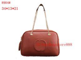 Wholesale Plain Cotton Shopping Totes - 2018 Women Famous brand luxury designer MICHAEL KALLY Handbags Shoulder Bag Casual Shopping Bag girl Tote message Bag
