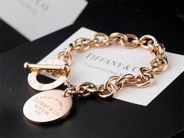 2019 silber armband frauen einfache verschluss Herz Tag Toggle Armband Sterling Silber 925 Armbänder Ringe Ohrringe Halsketten Anhänger Eheringe Open Heart Silk Armband