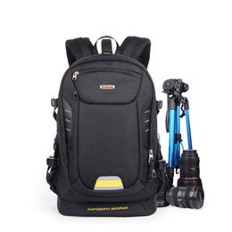 Wholesale Pocket Tripod - Waterproof Camera Backpack for DSLR  SLR Cameras , Suit for 17'' Laptops , Tripods Flashes, Lenses and Accessories