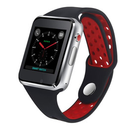 android smart watch for whatsapp camera Coupons - Bluetooth Smart Watches With Camera Facebook Whatsapp Twitter Sync SMS Smartwatch Support SIM TF Card Wristwatch For IOS Android Phone Watch