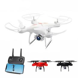 rc беспилотный бесконтактный квадроцикл Скидка Портативный Складной Мини Selfie Drone Карманный Складной 360 ° Quadcopter Высота Удержания Безголовый WI-FI Камера RC Вертолет Игрушки