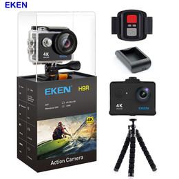 Canada Caméra d'action d'origine Eken caméra 4k Wifi Caméra de sport étanche 12MP 170 degrés caméra de grand angle de drone de voiture Offre