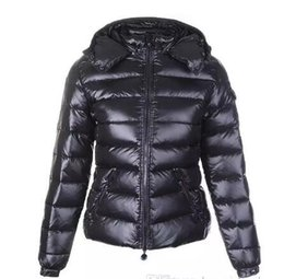 wool jerseys Coupons - Designer Jackets Hot Sale Women Winter Patch Down Jacket Casual Hip Hop Warm Trendy Jacket Male White Duck Down Womens Winter Coat Black