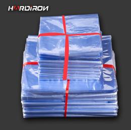 Пластиковые косметические пакеты онлайн-ПВХ термоусадочные мешки/ термоусадочная сумка/ ПВХ прозрачная мембрана пластиковые косметические упаковки мешки