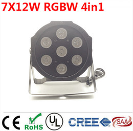 Discount american dj par led - 7x12W American DJ Mega Quad Par Profile Bright Stage LED Wash Light RGBW Color Mixing