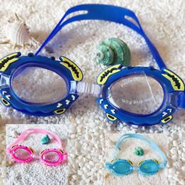 a9f3ea58792 frame fog NZ - Kids Swimming Goggles Crab Eyeglasses for Boys Girls Swim  Glasses Children Fashion