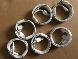 plug chargeur mural cube Promotion DHL livraison gratuite 600pcs Nouvel emballage d'autocollant vert 2m OD: 3.0mm Câble USB de haute qualité Avec câble de feuille d'aluminium