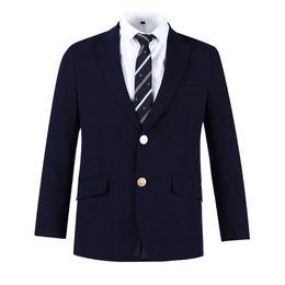 Wholesale Black Dk - Preppy style Japanese DK Mr. suit jacket men man male student uniforms Suit Jackets