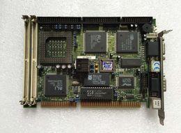 Placa base industrial SSC-5X86HVGA REV: 1.8 Placa base PCB Placa base ISA Tamaño mediano 100% probado Bien funcionamiento desde fabricantes