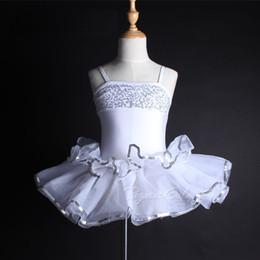2019 traje de cisne adulto Vestido de balé para crianças branco cisne lago ballet traje para meninas bailarina crianças roupas de dança adulto collant mulheres dancewear desconto traje de cisne adulto