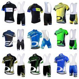 Argentina Pantalones cortos de jersey corto (babero) de ciclismo de equipo de ORBEA conjuntos verano jersey de bicicleta transpirable de secado rápido de los hombres Nuevo sistema 81511X Suministro