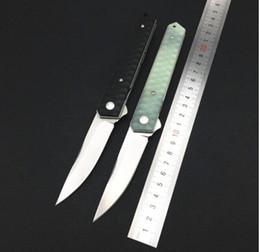 4 colores boker IKBS 8CR13MOV stonewash cuchillo plegable que acampa Cuchillo de bolsillo plegable de la supervivencia del regalo de Navidad 1 unids muestra freeshipping desde fabricantes