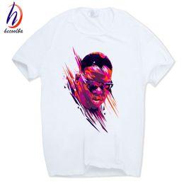 Wholesale Browning T Shirt Small - Notorious Big T-shirt Short sleeve O-Neck Biggie Smalls Harajuku America hiphop rock star Cool Tshirt HCP456